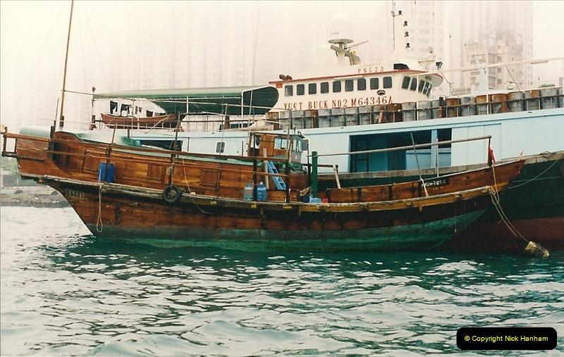 China & Hong Kong April 1993. Picture (128) 128