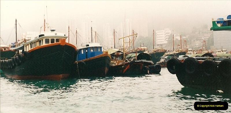 China & Hong Kong April 1993. Picture (130) 130