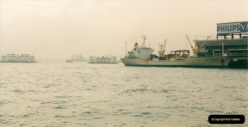 China & Hong Kong April 1993. Picture (134) 134