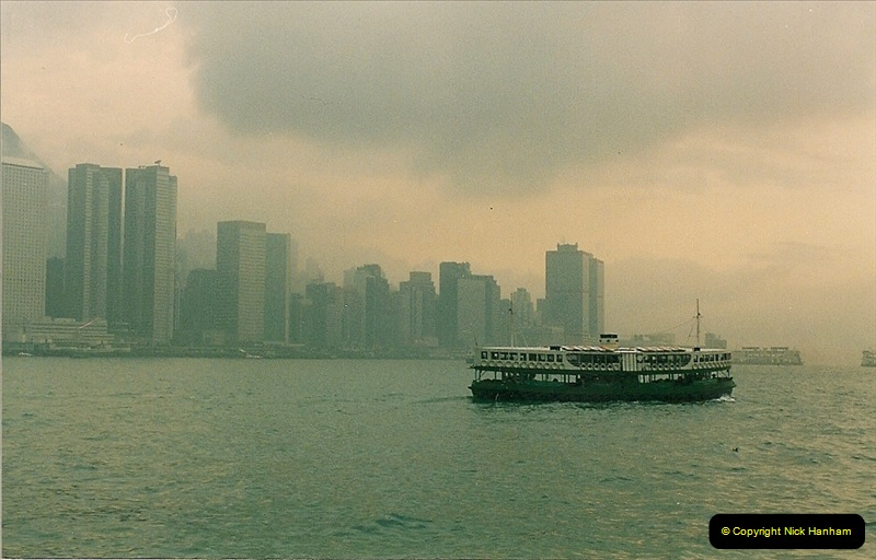 China & Hong Kong April 1993. Picture (135) 135