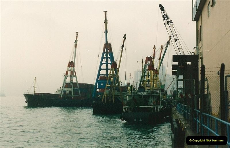 China & Hong Kong April 1993. Picture (140) 140