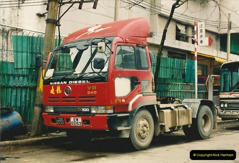 China & Hong Kong April 1993. Picture (141) 141