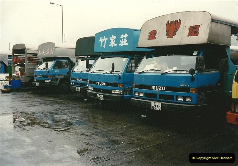 China & Hong Kong April 1993. Picture (144) 144
