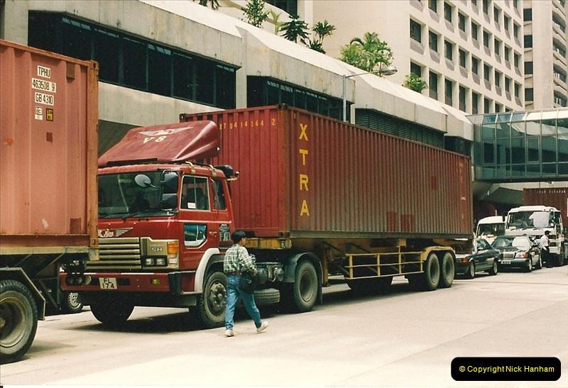 China & Hong Kong April 1993. Picture (145) 145