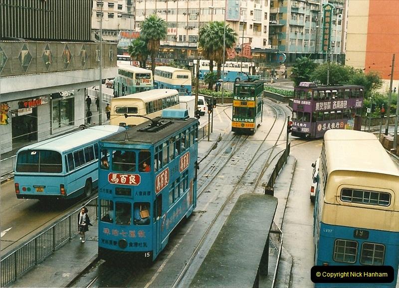 China & Hong Kong April 1993. Picture (157) 157