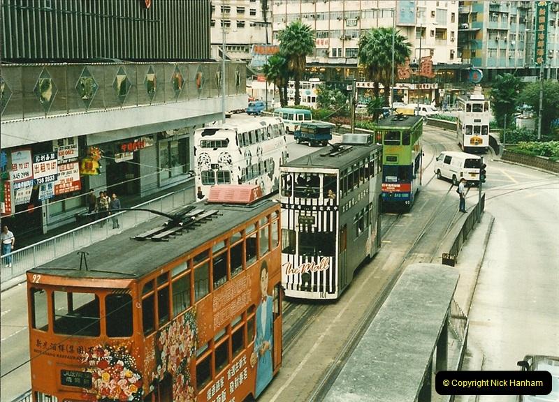 China & Hong Kong April 1993. Picture (159) 159
