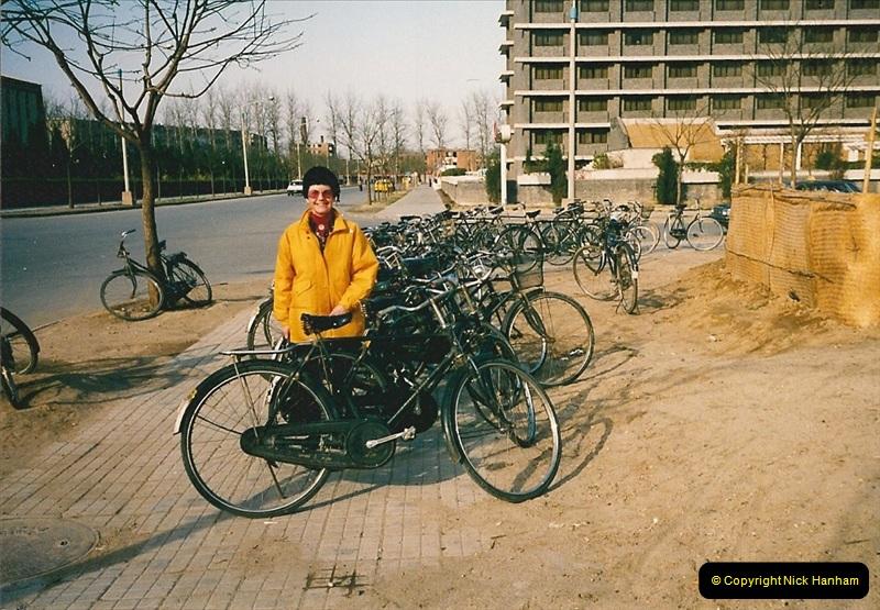 China & Hong Kong April 1993. Picture (16) 016