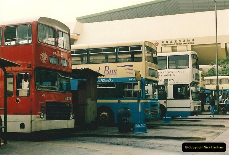 China & Hong Kong April 1993. Picture (164) 164