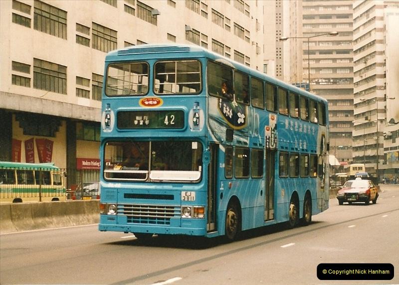 China & Hong Kong April 1993. Picture (171) 171