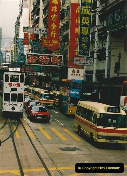 China & Hong Kong April 1993. Picture (172) 172