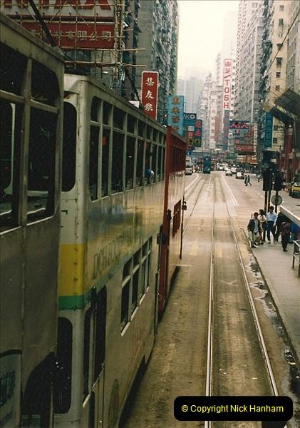 China & Hong Kong April 1993. Picture (173) 173