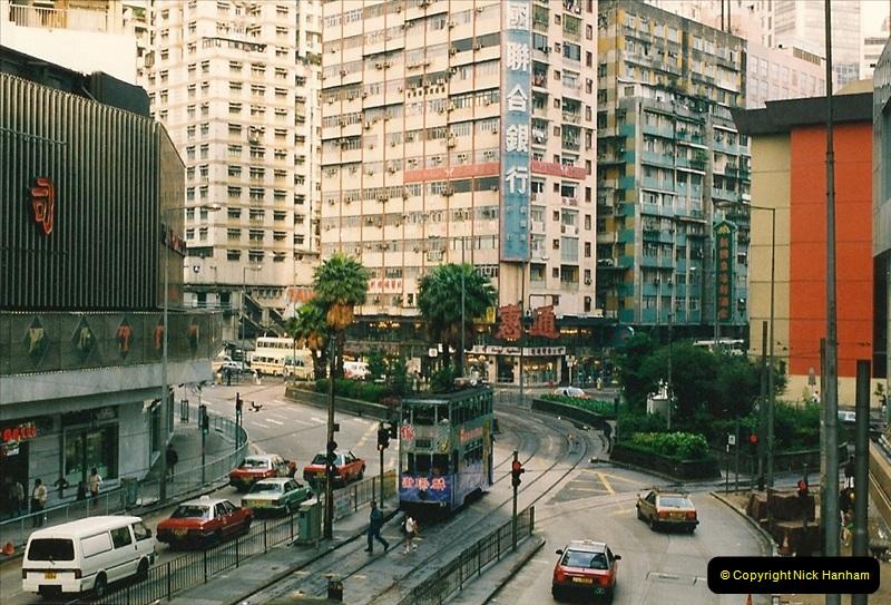 China & Hong Kong April 1993. Picture (175) 175