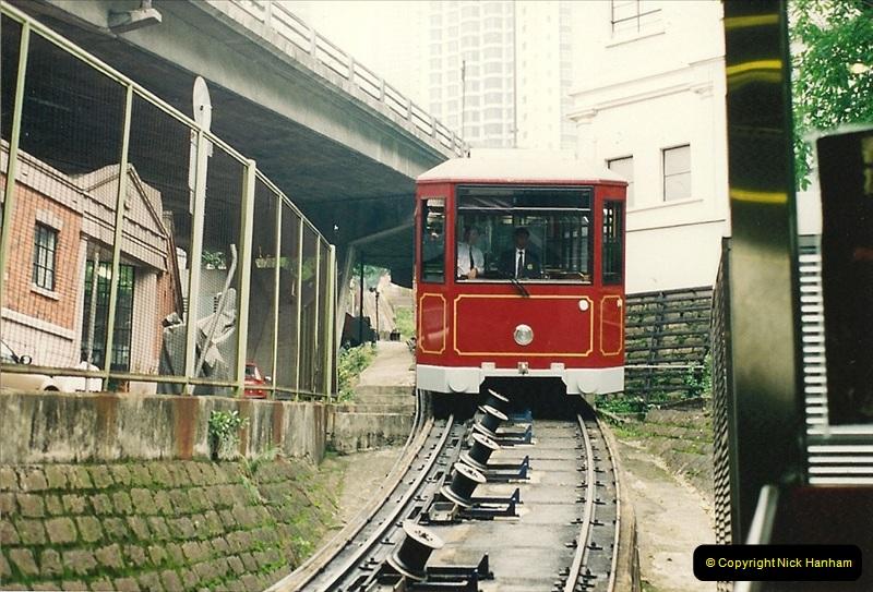 China & Hong Kong April 1993. Picture (177) 177