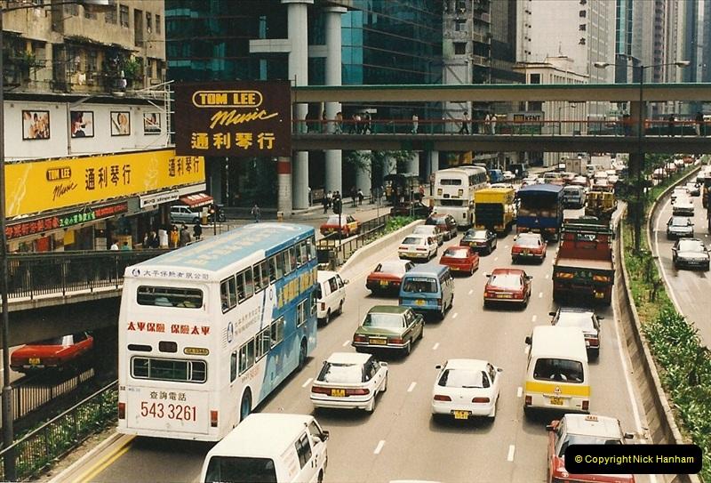 China & Hong Kong April 1993. Picture (184) 184