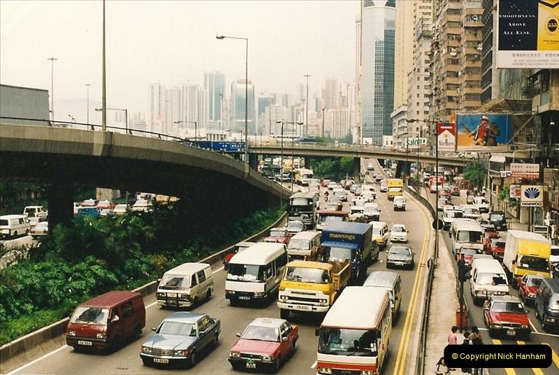 China & Hong Kong April 1993. Picture (185) 185