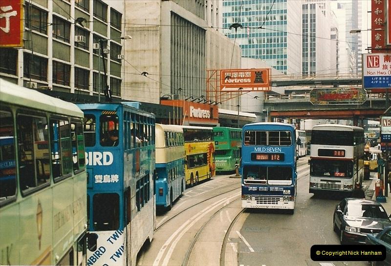China & Hong Kong April 1993. Picture (186) 186
