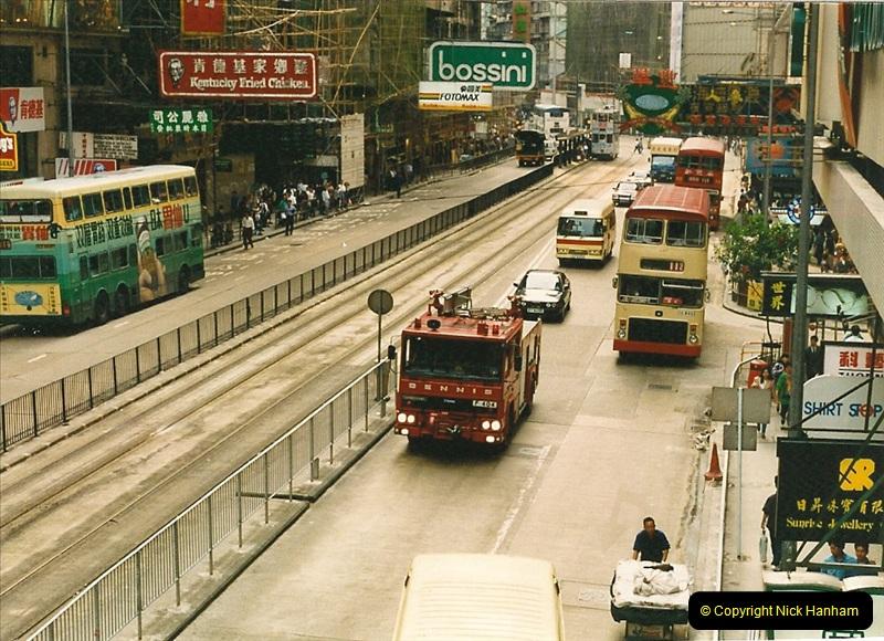 China & Hong Kong April 1993. Picture (187) 187