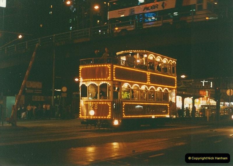 China & Hong Kong April 1993. Picture (190) 190