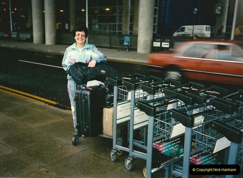 China & Hong Kong April 1993. Picture (202) 202