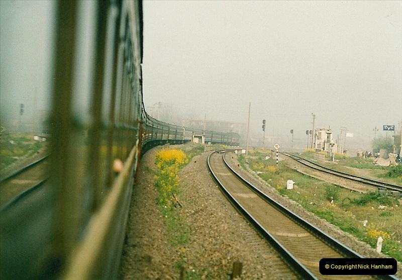 China & Hong Kong April 1993. Picture (216) 216