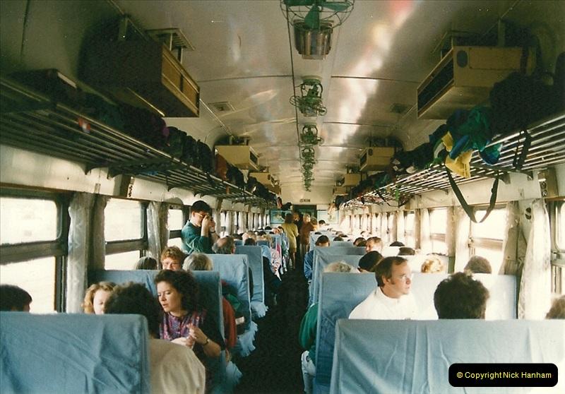 China & Hong Kong April 1993. Picture (217) 217
