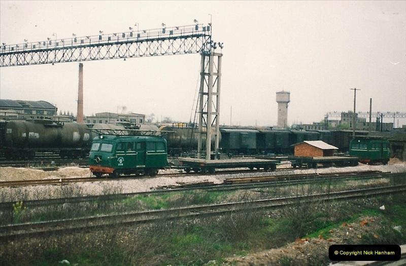 China & Hong Kong April 1993. Picture (228) 228