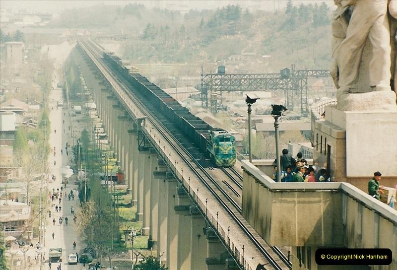 China & Hong Kong April 1993. Picture (233) 233