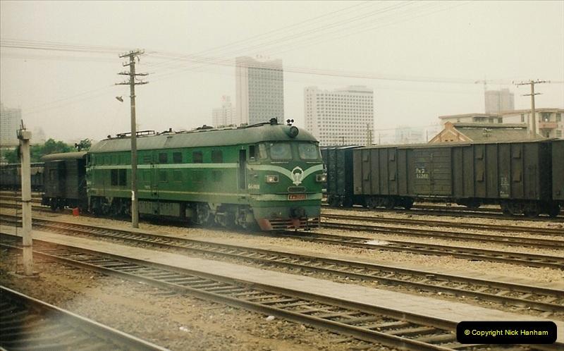 China & Hong Kong April 1993. Picture (239) 239