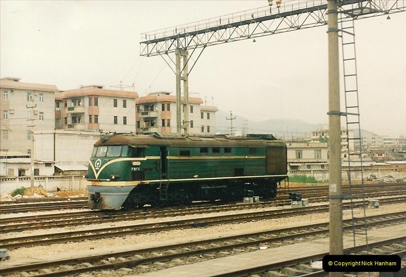 China & Hong Kong April 1993. Picture (240) 240