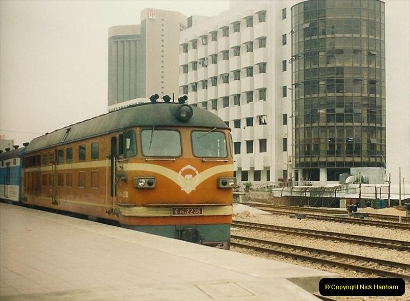 China & Hong Kong April 1993. Picture (241) 241