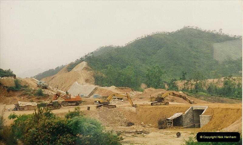 China & Hong Kong April 1993. Picture (244) 244