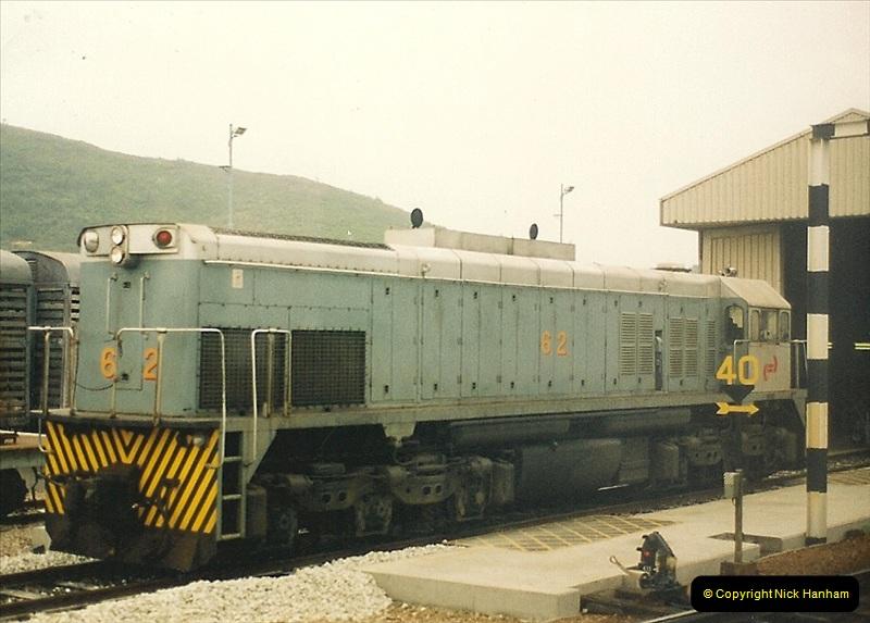 China & Hong Kong April 1993. Picture (245) 245