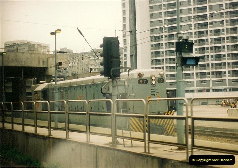 China & Hong Kong April 1993. Picture (247) 247