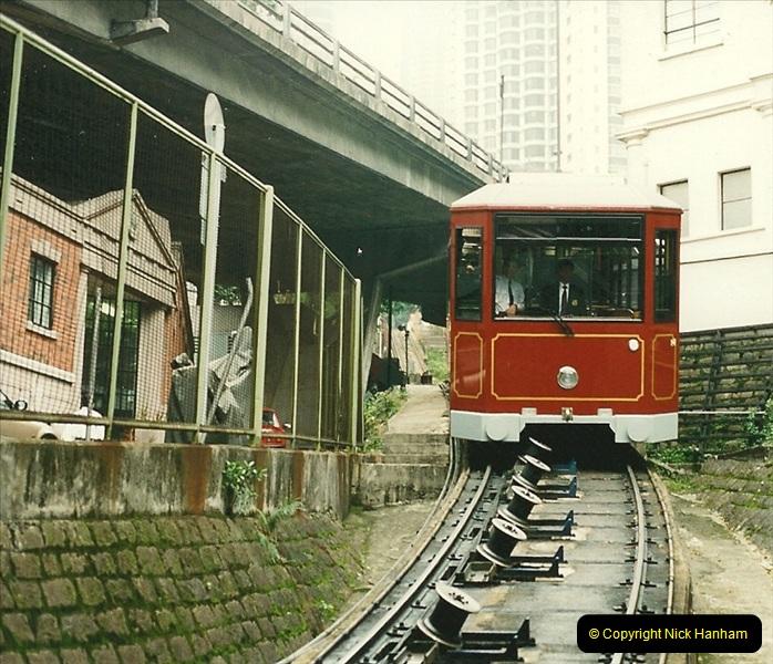 China & Hong Kong April 1993. Picture (249) 249
