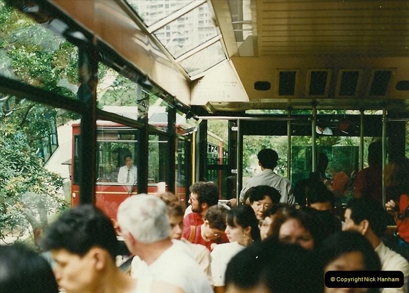 China & Hong Kong April 1993. Picture (250) 250
