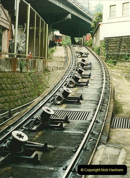 China & Hong Kong April 1993. Picture (253) 253