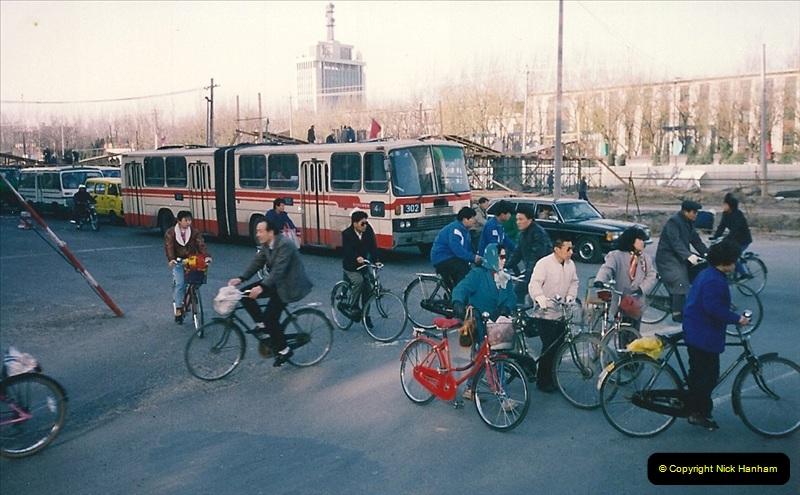 China & Hong Kong April 1993. Picture (28) 028