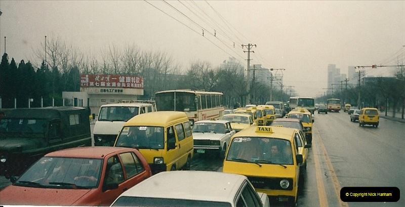 China & Hong Kong April 1993. Picture (29) 029