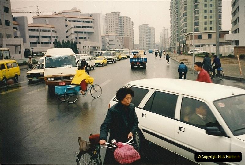 China & Hong Kong April 1993. Picture (30) 030