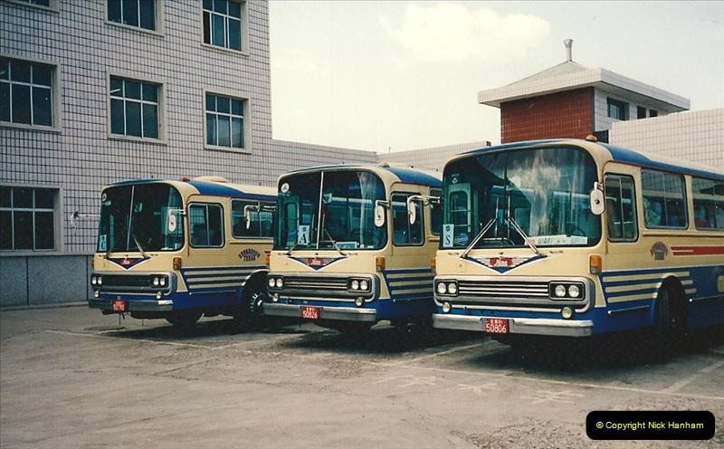 China & Hong Kong April 1993. Picture (38) 038