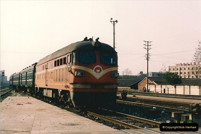 China & Hong Kong April 1993. Picture (52) 052