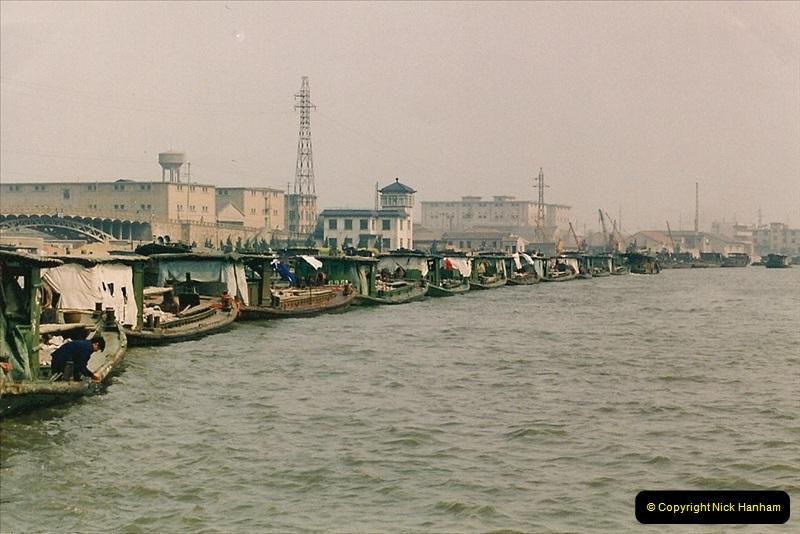 China & Hong Kong April 1993. Picture (65) 065