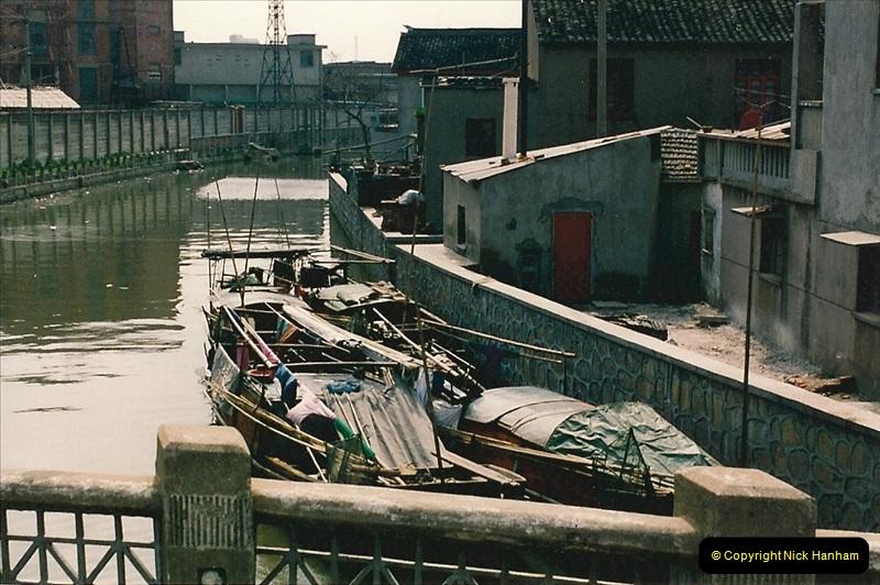 China & Hong Kong April 1993. Picture (71) 071