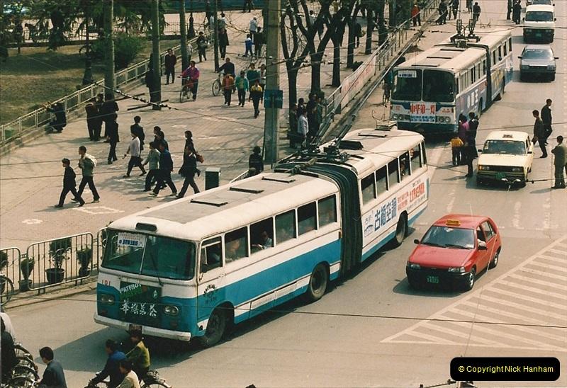 China & Hong Kong April 1993. Picture (80) 080