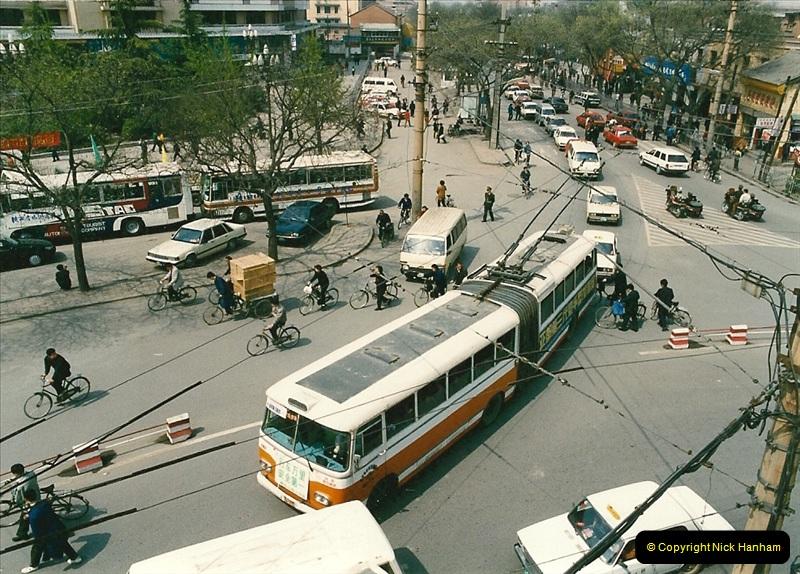 China & Hong Kong April 1993. Picture (81) 081