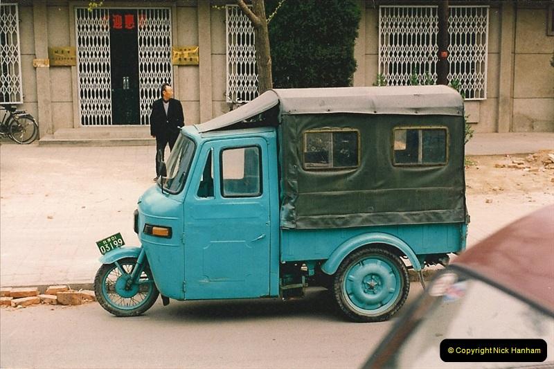 China & Hong Kong April 1993. Picture (85) 085