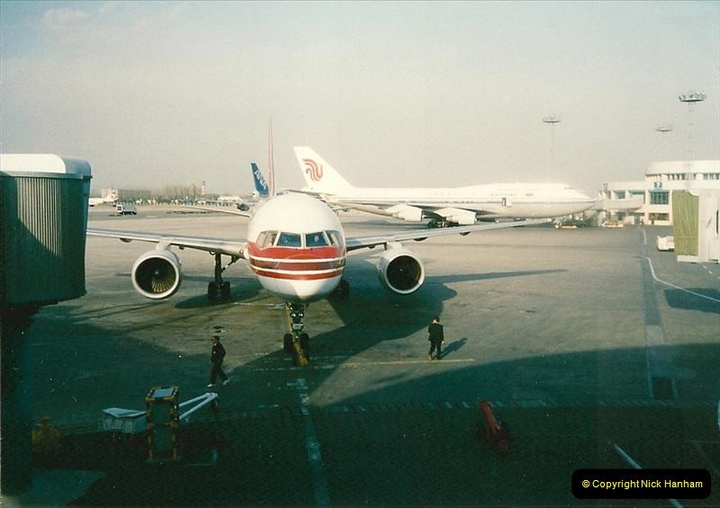 China & Hong Kong April 1993. Picture (88) 088
