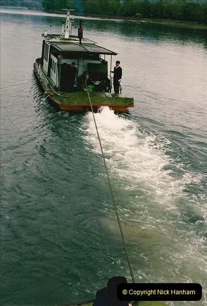 China & Hong Kong April 1993. Picture (91) 091