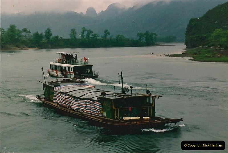 China & Hong Kong April 1993. Picture (96) 096