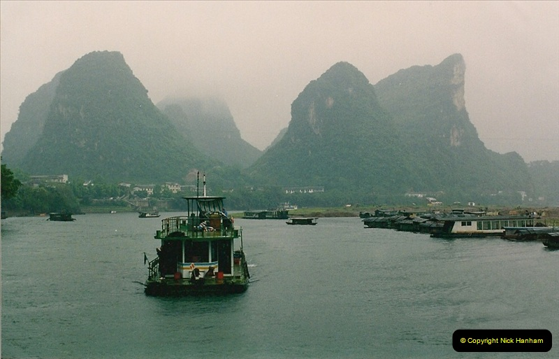 China & Hong Kong April 1993. Picture (97) 097